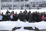 Tasavallan presidentti Sauli Niinistön virkaanastujaiset 1.3.2012. Copyright © Tasavallan presidentin kanslia