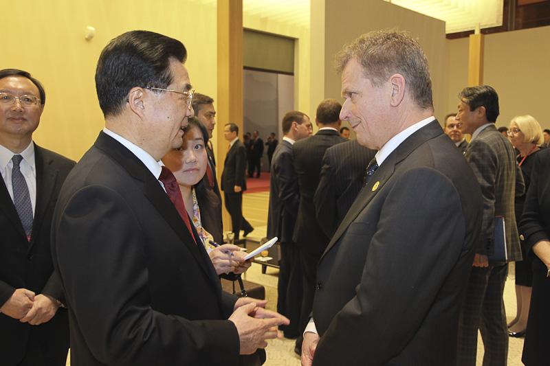 Kina haller presidentval i mars