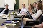 Presidentti Niinistö tapasi nuorten syrjäytymistä pohtivan työryhmän 23. elokuuta 2012. Copyright © Tasavallan presidentin kanslia