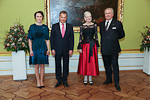 State visit to Denmark on 4–5 April 2013. Copyright © Office of the President of the Republic