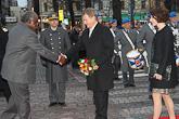 State visit of President of Namibia Hifikepunye Pohamba  on 11-13 November 2013. Copyright © Office of the President of the Republic