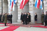 Statsbesök till Polen den 30 mars -1. april 2015.  Copyright © Republikens presidents kansli