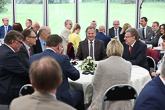 Kultaranta talks on 14–15 June 2015. Copyright © Office of the President of the Republic of Finland