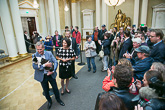Open House at the Presidential Palace on 19 September 2015. Photo: Office of the President of the Republic of Finland