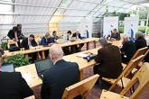 Kultaranta-keskustelut 14.-15.6.2015. Copyright © Tasavallan presidentin kanslia