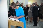 Besök av Estonias president Kersti Kaljulaid den 20 oktober 2015Foto: Juhani Kandell/Republikens presidents kansli