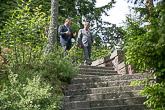 Presidentti Niinistö vastaanotti Ruotsin pääministerin Stefan Löfvenin Kultaranta-keskusteluihin 19. kesäkuuta 2016. Kuva: Matti Porre/Tasavallan presidentin kanslia