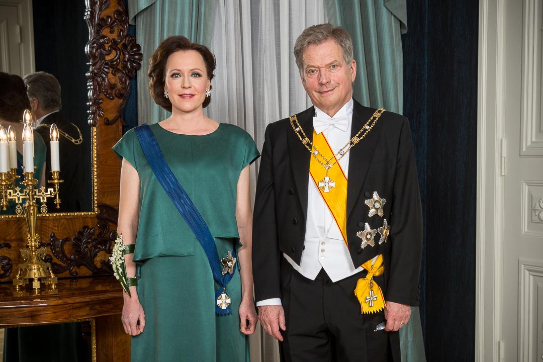 Kuva: Juhani Kandell/Tasavallan presidentin kanslia