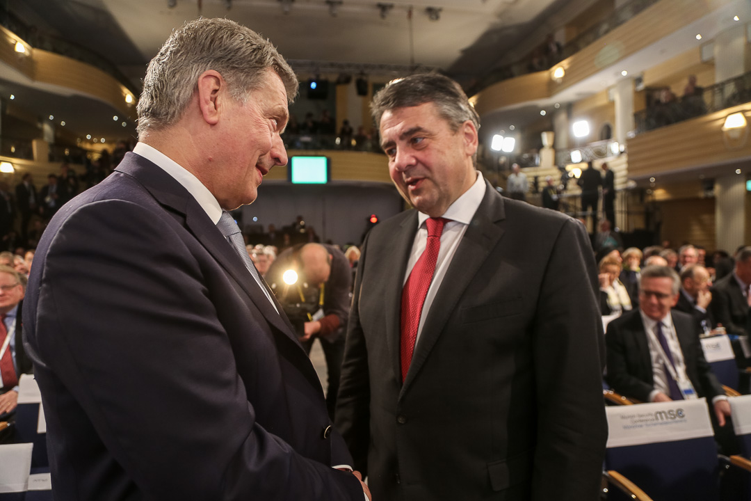 President Niinist In Munich It Is In Finlands Interest To Be