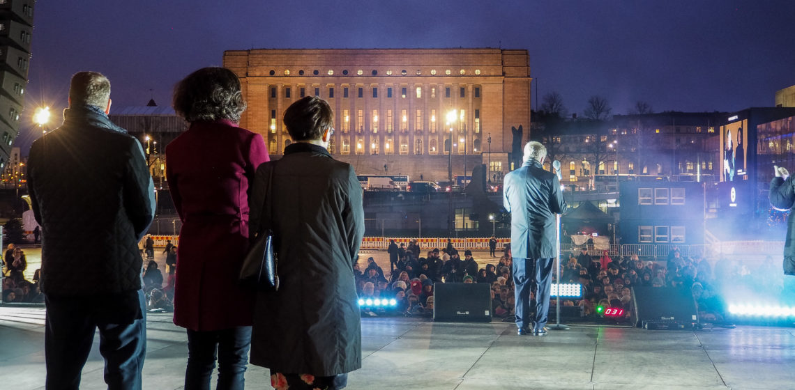 Kuva: Katri Makkonen/Tasavallan presidentin kanslia