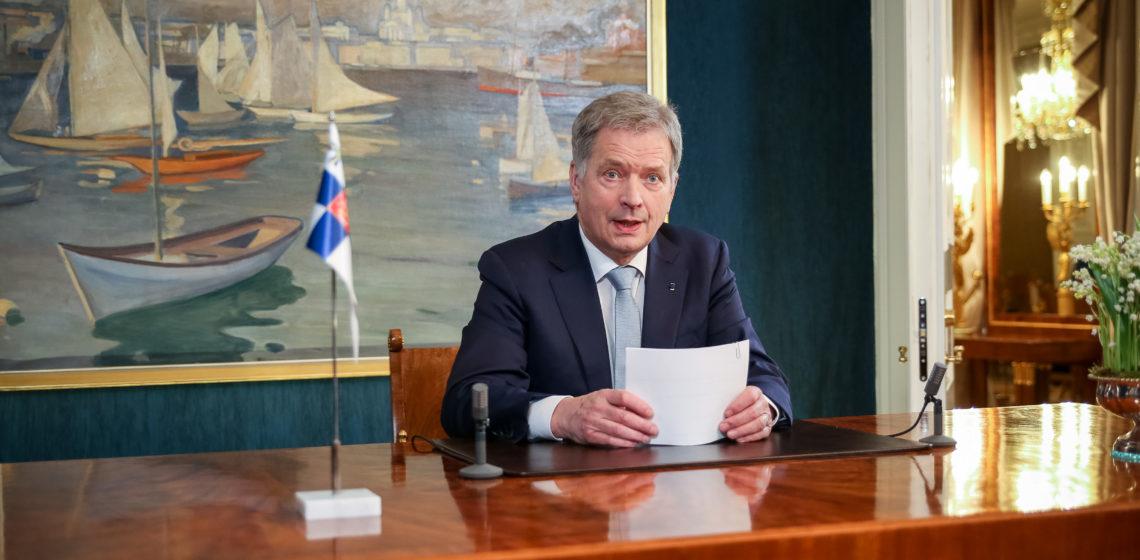 Photo: Matti Porre/Office of the President of the Republic of Finland