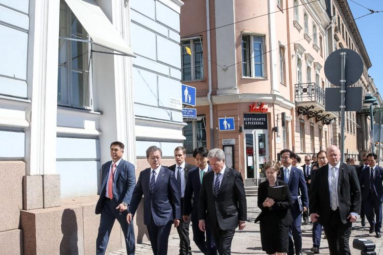 Foto: Juhani Kandell/Republikens presidents kansli