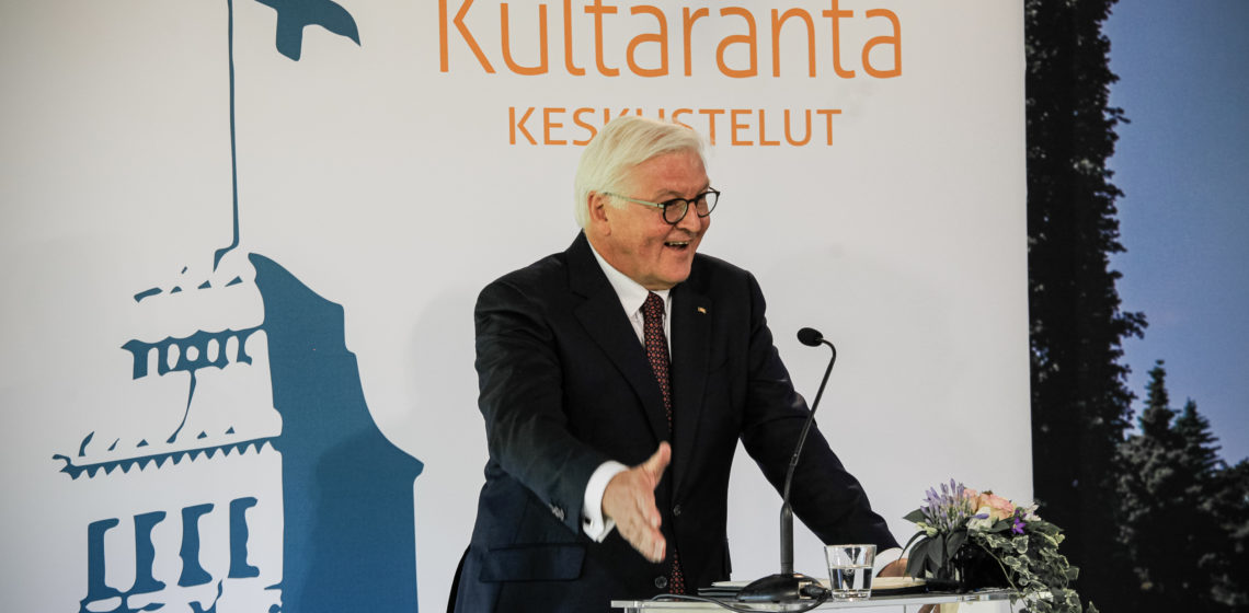 Photo: Matti Porre/Office of the President of the Republic of Finland