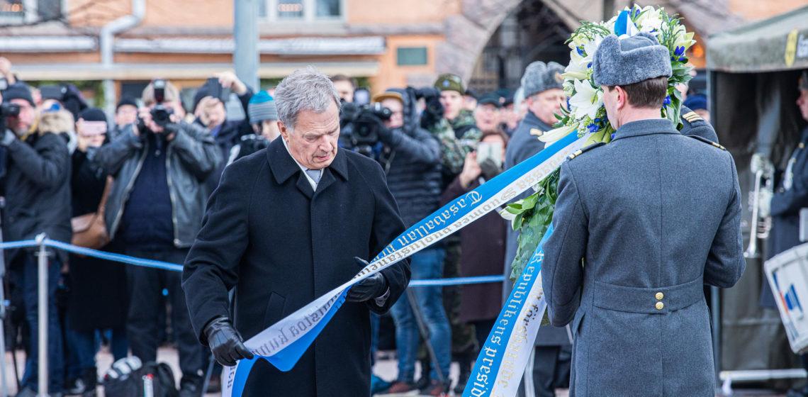 Photo: Jussi Toivanen / Finnish Government