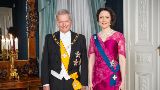 Photo: Juhani Kandell/Office of the President of the Republic of Finland