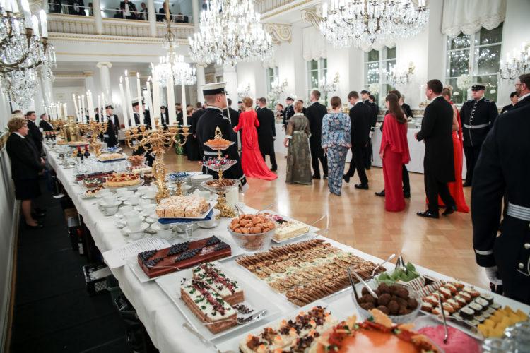 Independence Day Reception on 6 December 2019. Photo: Matti Porre/Office of the President of the Republic of Finland
