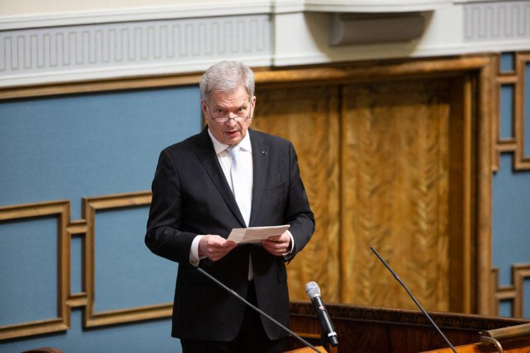 Foto: Hanne Salonen/Riksdagen