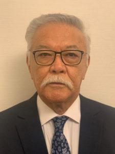 Afghanistans ambassadör Abbas Noyan