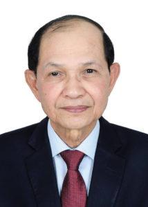 Kambodjas ambassadör Pharidh Kan