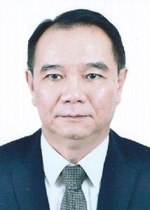 Laos ambassadör Bounliep Houngvongsone
