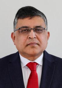 Pakistans ambassadör Zahoor Ahmed