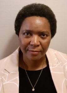 Zimbabwes ambassadör Alice Mashingaidze