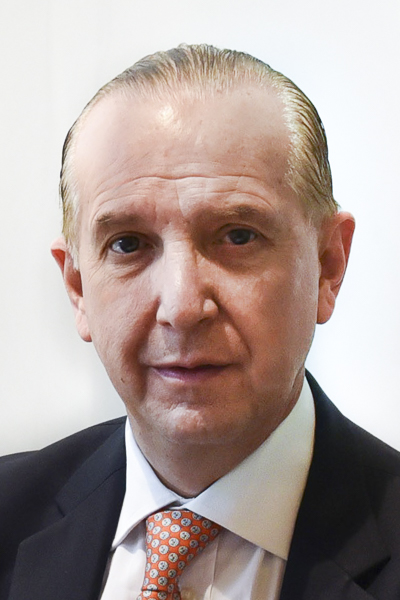 Argentiinan suurlähettiläs Sergio Baur