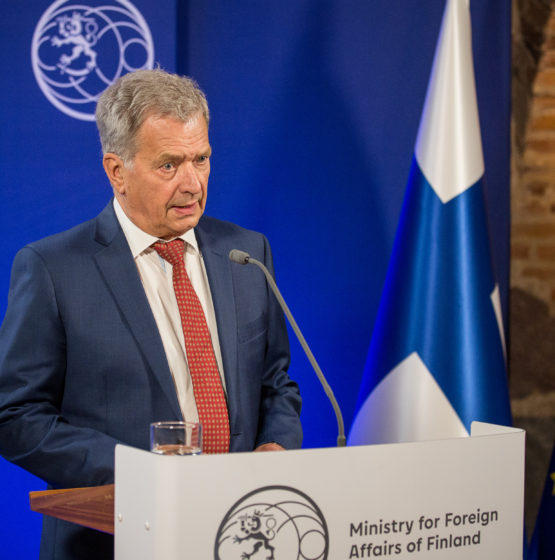 Photo: Matti Porre/The Office of the President of the Republic of Finland
