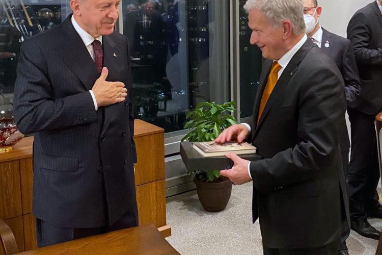Foto: Petri Hakkarainen/Republikens presidents kansli
